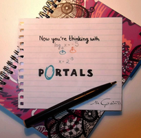 Now you are thinking with portals by MsGhia