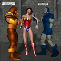 Arguing over Amazons by LordSnot