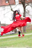 Pandora Hearts: Dancing by Ansuchi