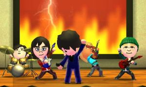 Rion and the Boys' Metal Performance by Starlight790