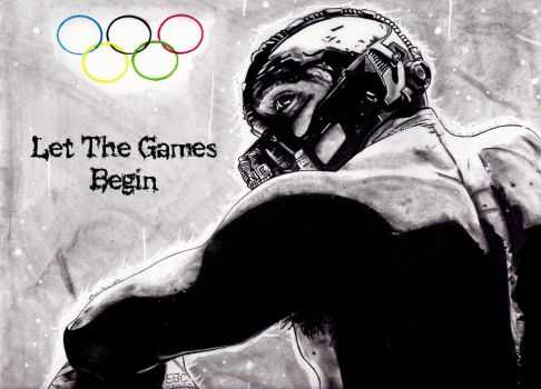 Bane-Let the Games Begin 2012 Olympics by LightvsRight