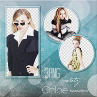 Chloe Moretz Png Pack #1 by Katycatcgl