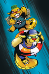 The Unbeatable Beaver Brothers by raizy