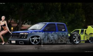Dope Chevy by LEEL00