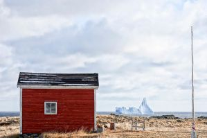 Icebergs This Morning 2 by Witch-Dr-Tim