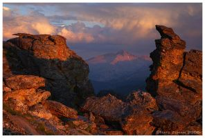 Fourteener Framed by Nate-Zeman