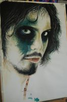 Ville Valo - WIP by Tarrot