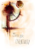 Coffee For Creativity by JamesTu