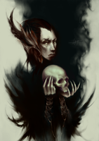Hades by Toogrro