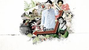 Wallpaper G-DRAGON by KwonLee