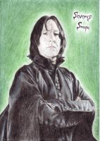 Snape - the best from the best by JoNsEy-XD