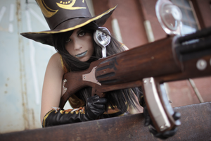 Caitlyn Cosplay: Oh, do you wanna be the next? by MomoeHamaguchi