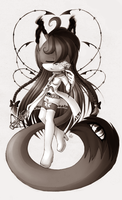 White Rose by CofL-fee