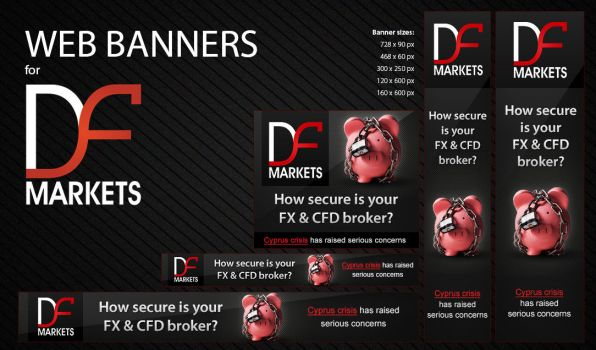 DF Markets - Banner by Jambazov