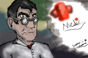 TF2- Medic- REQUEST by Sniperisawesome