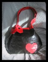 Duct Tape Heart Purse by DuckTapeBandit