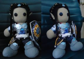 Fingon the Valiant Plush2 by Aratafinwe