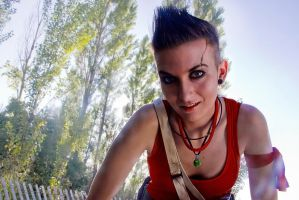 Far Cry 3 Vaas cosplay - did I ever tell you... by LadyofRohan87
