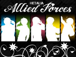 Allied Forces by kimikissu07