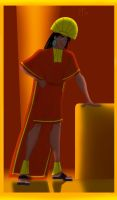 Adult Kuzco by Dracunnum