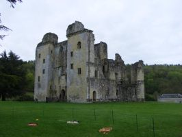 Old Wardour Castle 6 by LadyxBoleyn