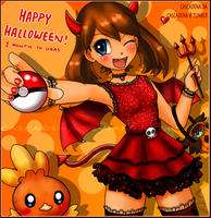 Trick or Treat! by Cascadena