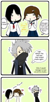 The New Kakashi XD by nena