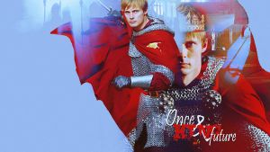 (Merlin) Once and the future king by c-a-t-o