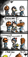 SW - Happy Halloween 2012 by Tipsutora