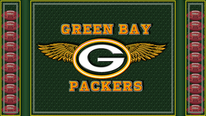 Green Bay Packers Wallpaper by Geosammy