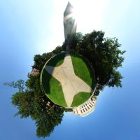 Mini Planet - U of M by electricjonny