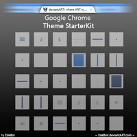 Google Chrome Theme StarterKit by EdeBoii