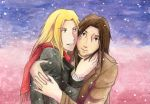 Claude and Feadel by kodou-e