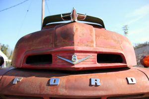 52 Ford Truck Hood by StallionDesigns