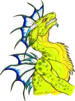 green dragon by zarathus