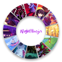 Color wheel/hue circle meme by NightMargin