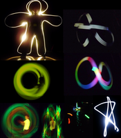 Light Painting by Jorec