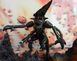 Knifehead by mayozilla