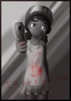 I'll miss you. [TWD Ep:5] by circuitbird