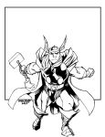 Thor wip by wlfmn68