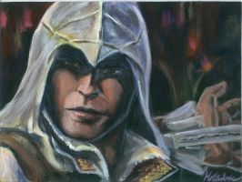 22 - Ezio Auditore by MGabric