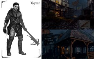 Vagrant by Kamikazuh