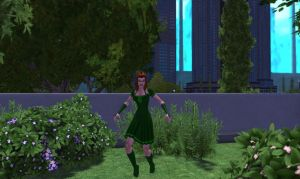 City of Heroes Aisling by CaptFox