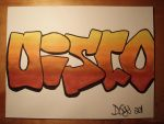 Another oldskool classic style by disgo04