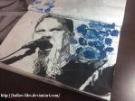 James hetfield by Hollow-lifes