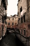 Side Streets of Venice by No-Reason-At-All