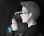 Ashley x Chris - Until dawn by NonoDessin