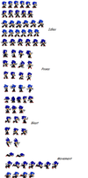 Sonic ultimate pants sheet by AceSpider7