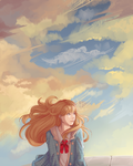I'm dreaming different skies by InAnOrdinaryWay