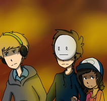 We'll protect you, Clem by Lunas-Lovegood